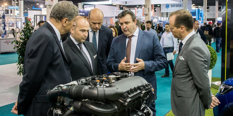 Automotive industry exhibitions were closed successfully