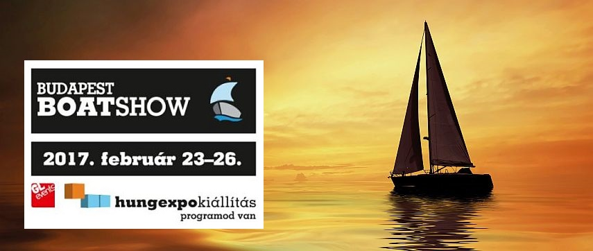 Budapest Boat Show 2017