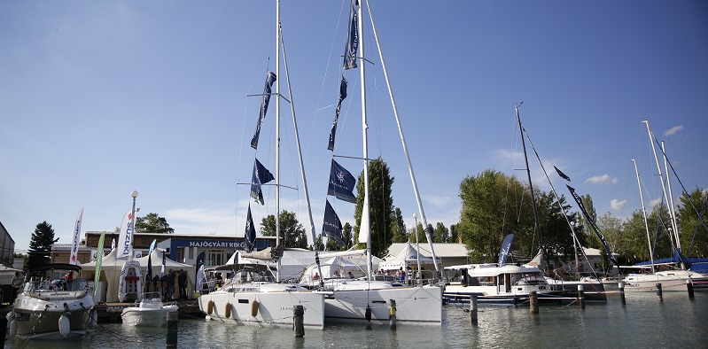 Balatonfüred Boat Show