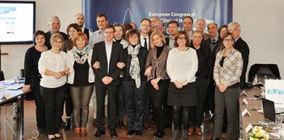 ECCN 2017 kongresszus előkészítő találkozó