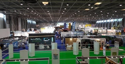 EFTTEX 2017 at HUNGEXPO