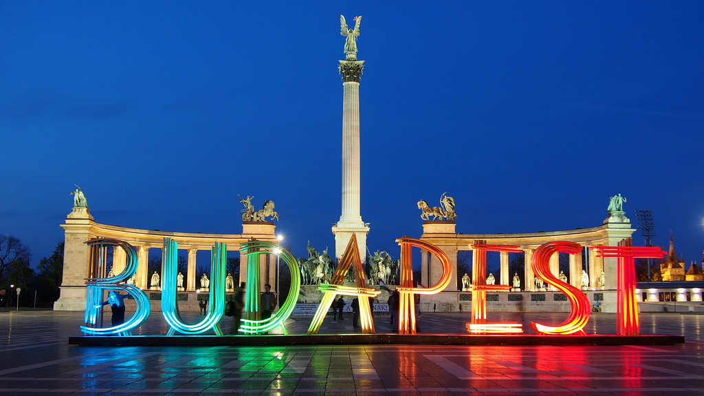 """NHỮNG ĐIỂM DU LỊCH BUDAPEST """"QUYỀN LỰC"""" Ở HUNGARY"""