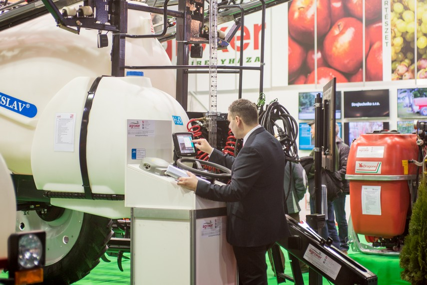 AGROmashEXPO - The biggest agricultural trade exhibition in Hungary