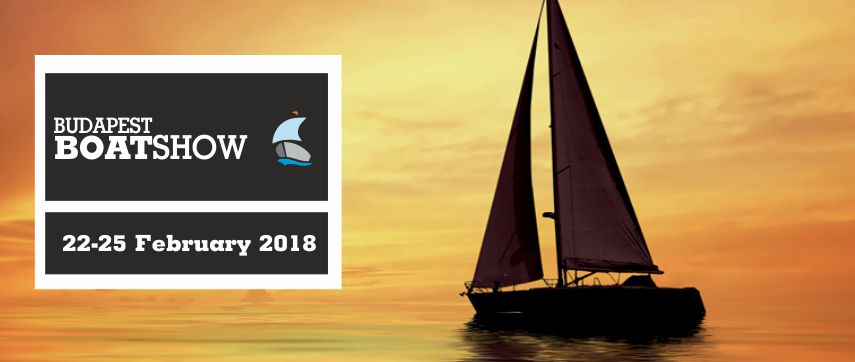 The leading Hungarian boat exhibition, the main season opening event of sailing, boating and water sport
