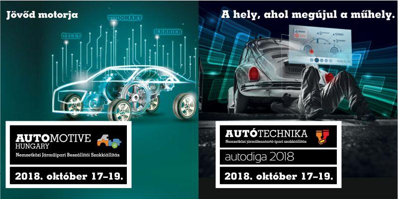 Komplex járműipari fórum a HUNGEXPO-n