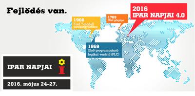 IPAR NAPJAI - Magyarország legjelentősebb üzleti eseménye az iparban