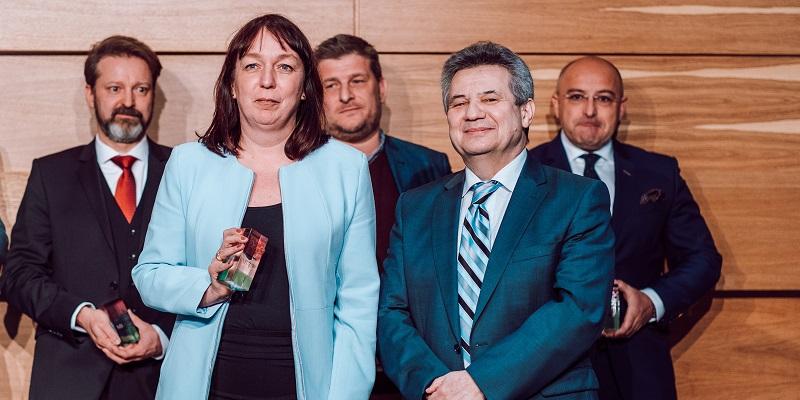 Ismét MagyarBrands díjas a HUNGEXPO