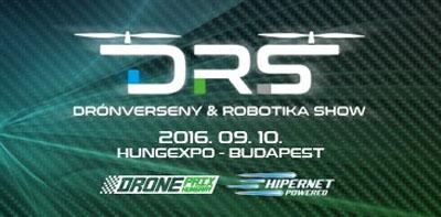 Drónverseny & Robotika Show
