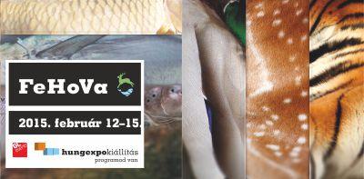 2015. február 12-15. között ismét  Fegyver, horgászat, vadászat nemzetközi kiállítás