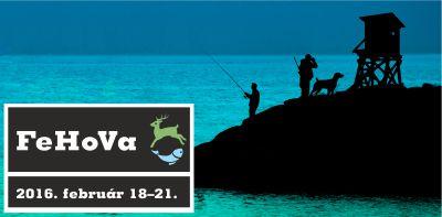 FEHOVA – a Kárpát-medence vadászainak, horgászainak és természetkedvelőinek nagyszabású találkozója
