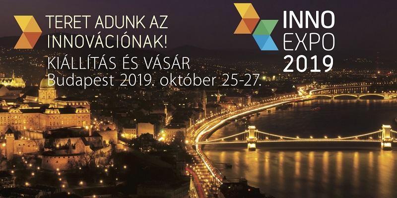 INNO EXPO 2019 - Teret adunk az innovációnak!
