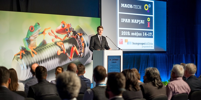 MACH-TECH - INDUSTRY DAYS 2019 - Record growth, record participation