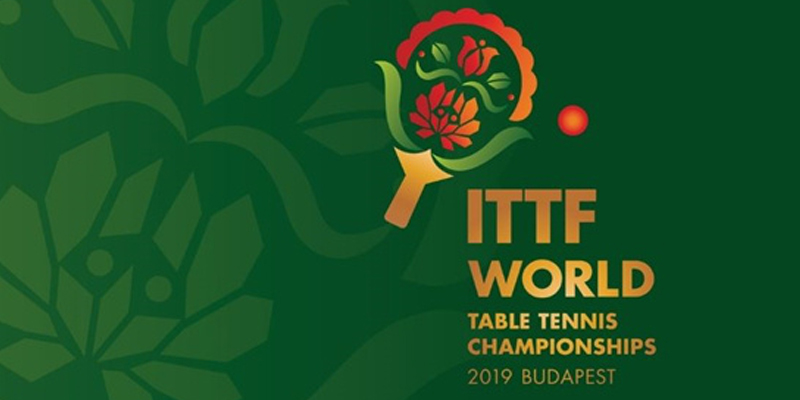 LIEBHERR 2019 ITTF WORLD TABLE TENNIS CHAMPIONSHIPS BUDAPEST