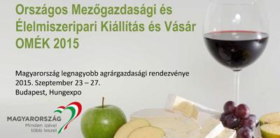 Közeleg Magyarország legnagyobb agrárgazdasági rendezvénye, az OMÉK!