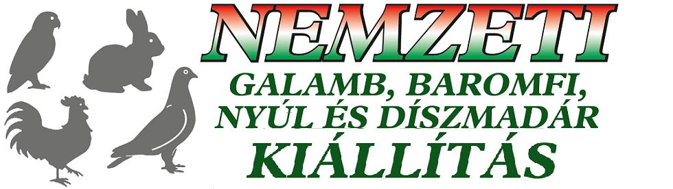 Nemzeti Galamb, Baromfi, Nyúl és Díszmadár Kiállítás