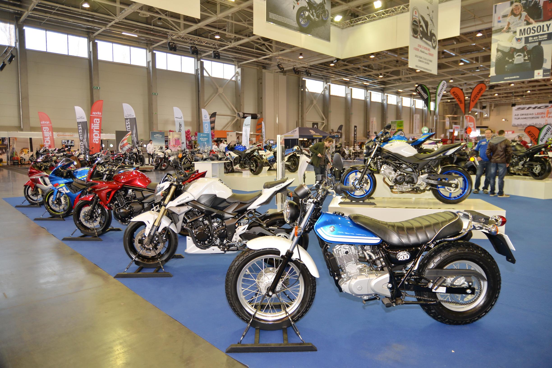 Budapest Motor Fesztivál 2016 motorok