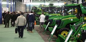 Gazdacsúcs az AGROmashEXPO kiállításon