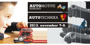 Automotive Hungary és Autótechnika: két kiállítás egy időben