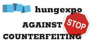 HUNGEXPO against counterfeiting