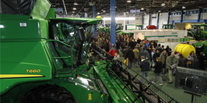 Jól teljesítő agrárkiállítások