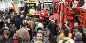 Record number of visitors at AGROmashEXPO