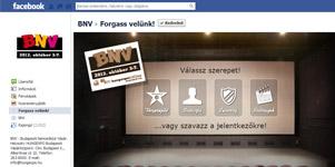 A BNV közösségi oldalon toboroz filmes stábot