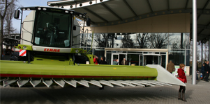 Hatalmas érdeklődés mellett zajlott az AGROmashexpo-AgrárgépShow a HUNGEXPO-n